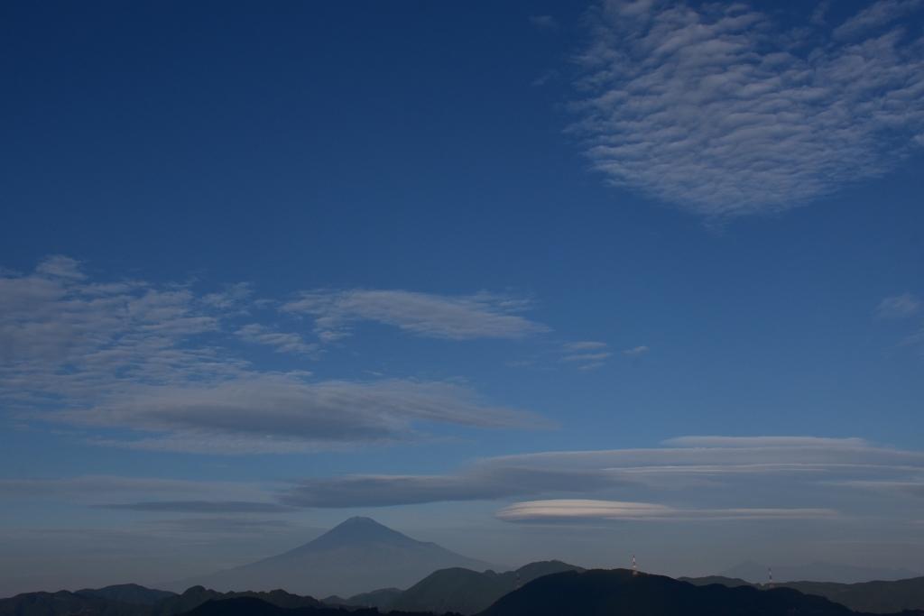 富士山11月2