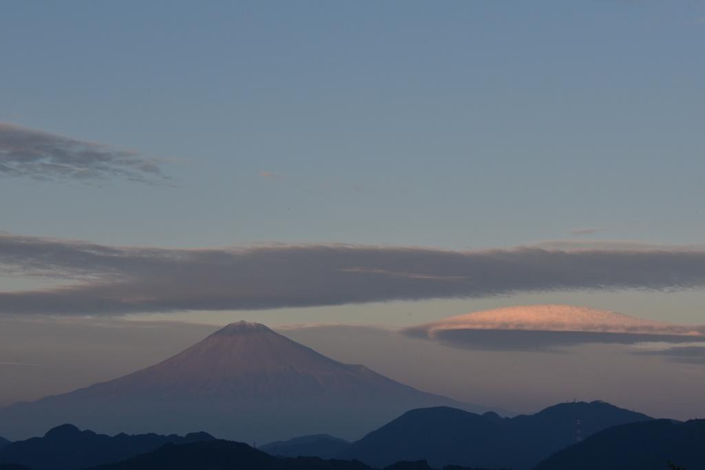 富士山11月5