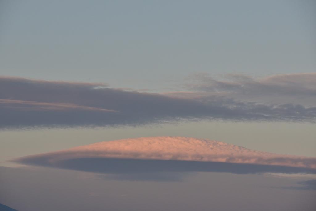 富士山11月6