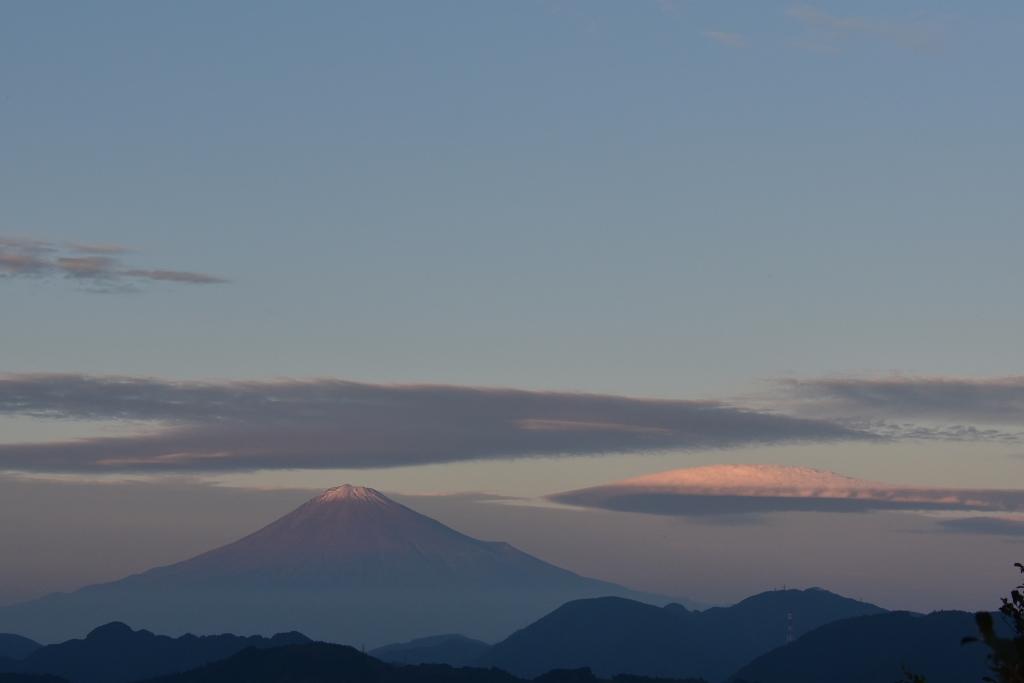 富士山11月7